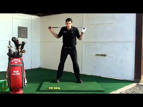 Golf warm up exercises