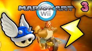 Playing Mario Kart Wii Online in 2018 (Sword & NMeade) Pt. 3