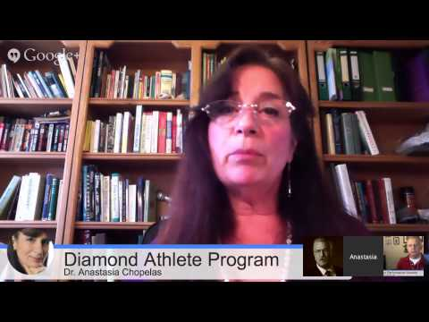 Dr. Anastasia Chopelas' Diamond Athlete Program