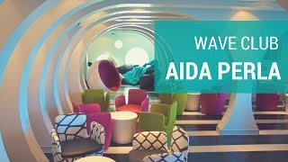 AIDAperla: Wave Club (Teenslounge)
