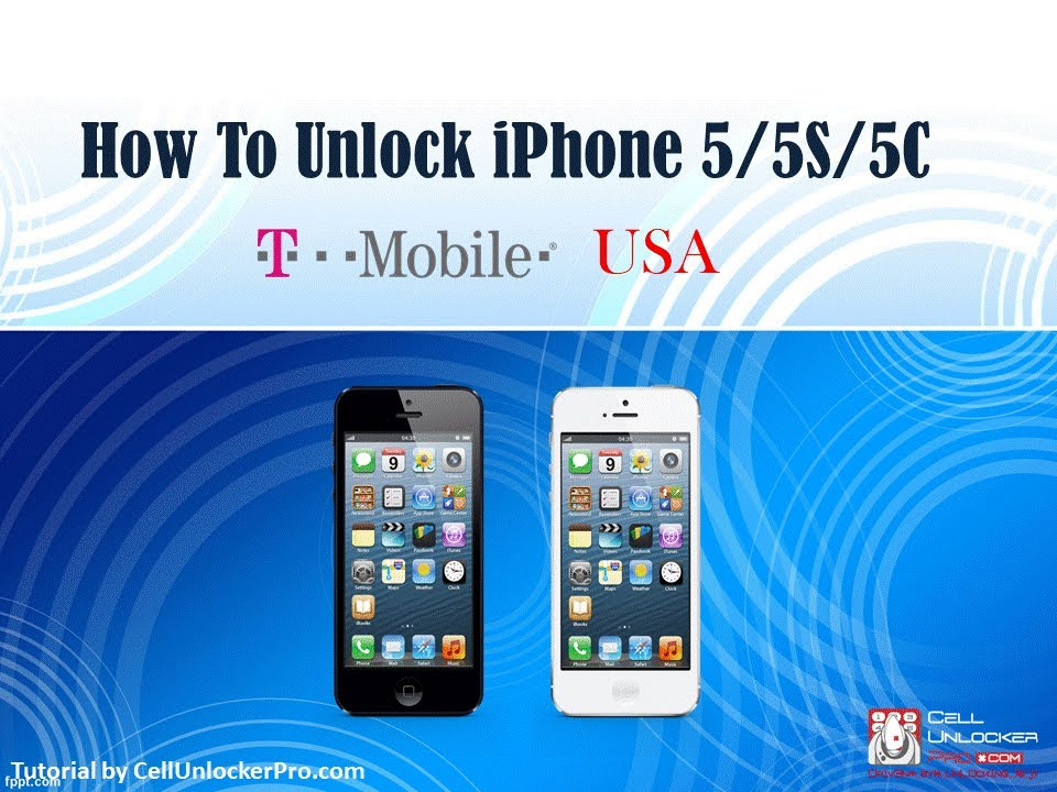 unlock t mobile iphone how to unlock iphone 5 5s 5c locked to t mobile usa 2046
