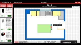 Start Your Own Online 3d Interior Planner With Php Kitchen Planner Script.