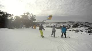 Perisher, yes it