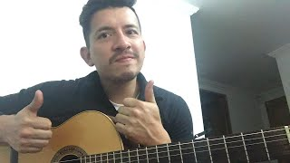 Directo: con la mona (mi guitarra)