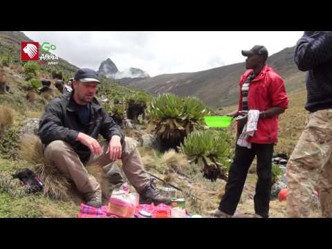 Mount Kenya Sirimon route