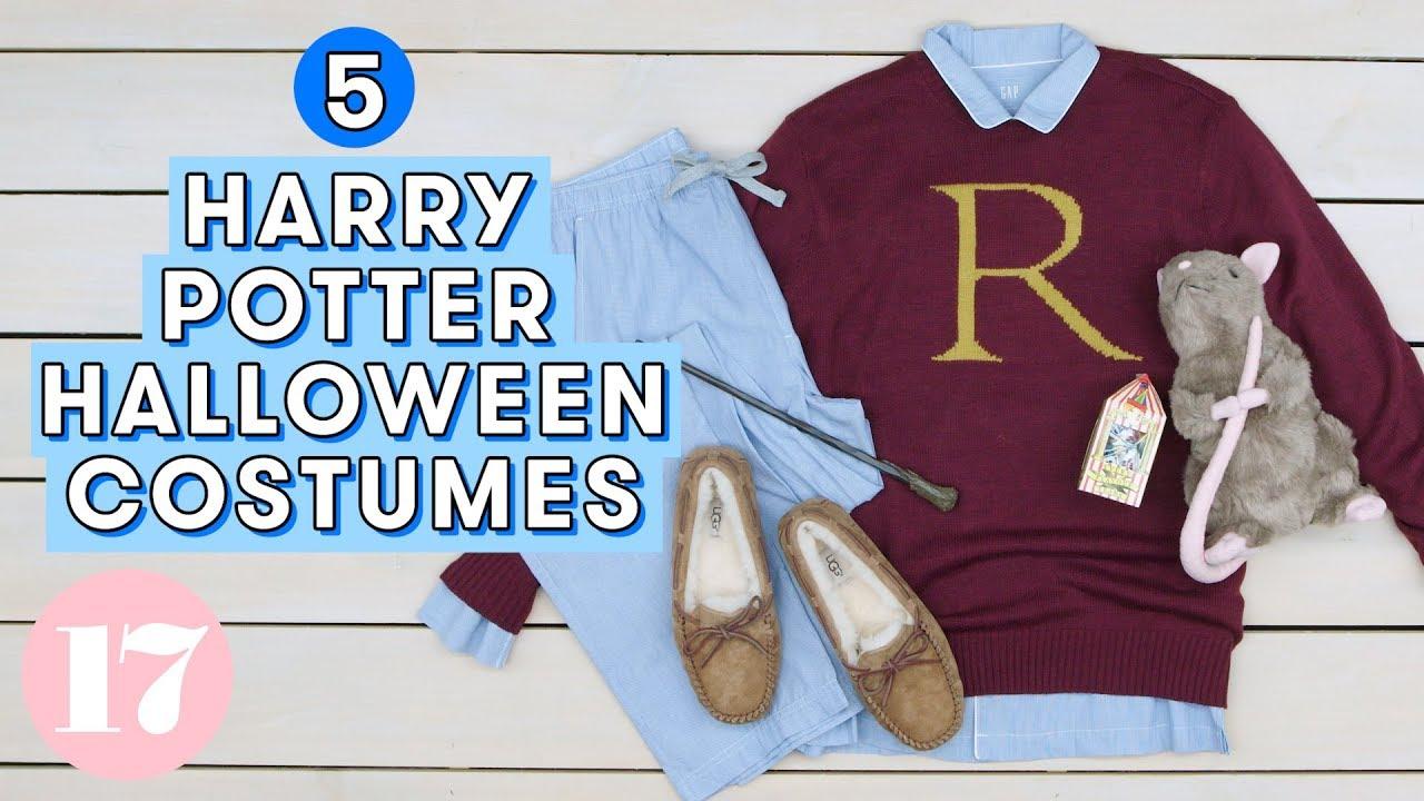 27 Harry Potter Halloween Costume Ideas Best Harry Potter Costumes 2020