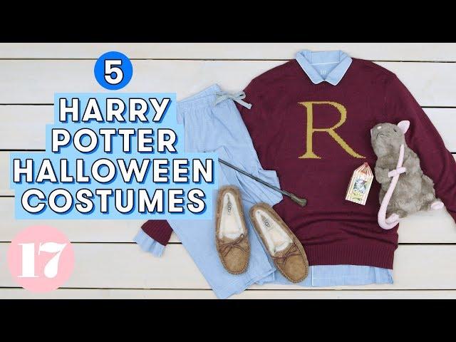 15 Harry Potter Halloween Costume Ideas Best Diy Harry Potter Costumes