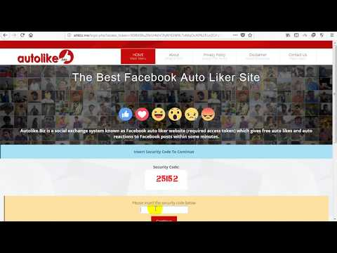 auto like for facebook - get 350 likes every 15 minutes