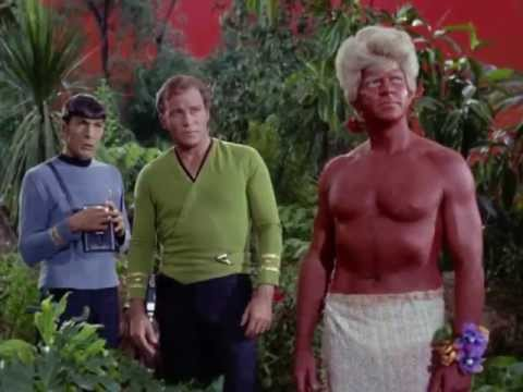 "Trek Challenge Review: Star Trek TOS ""The Apple"""