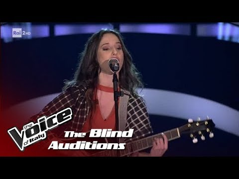 "Asia Sagripanti: ""Careless Whisper"" - Blind Auditions - The Voice of Italy 2018"