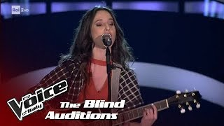 "Asia Sagripanti ""Careless Whisper"" - Blind Auditions #1 - The Voice of Italy 2018"