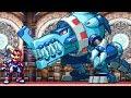 Mega Man ZX Advent (DS) All Bosses (No Damage)