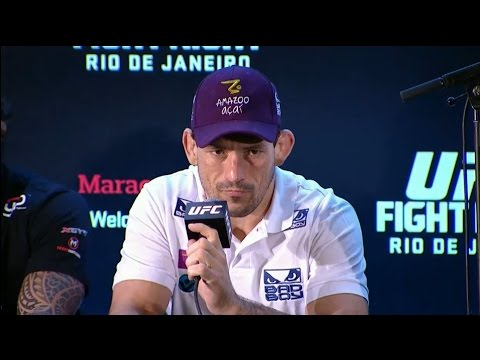Fight Night Rio: Post-fight Press Conference