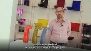 Kartell | Ferruccio Laviani: introducing Taj