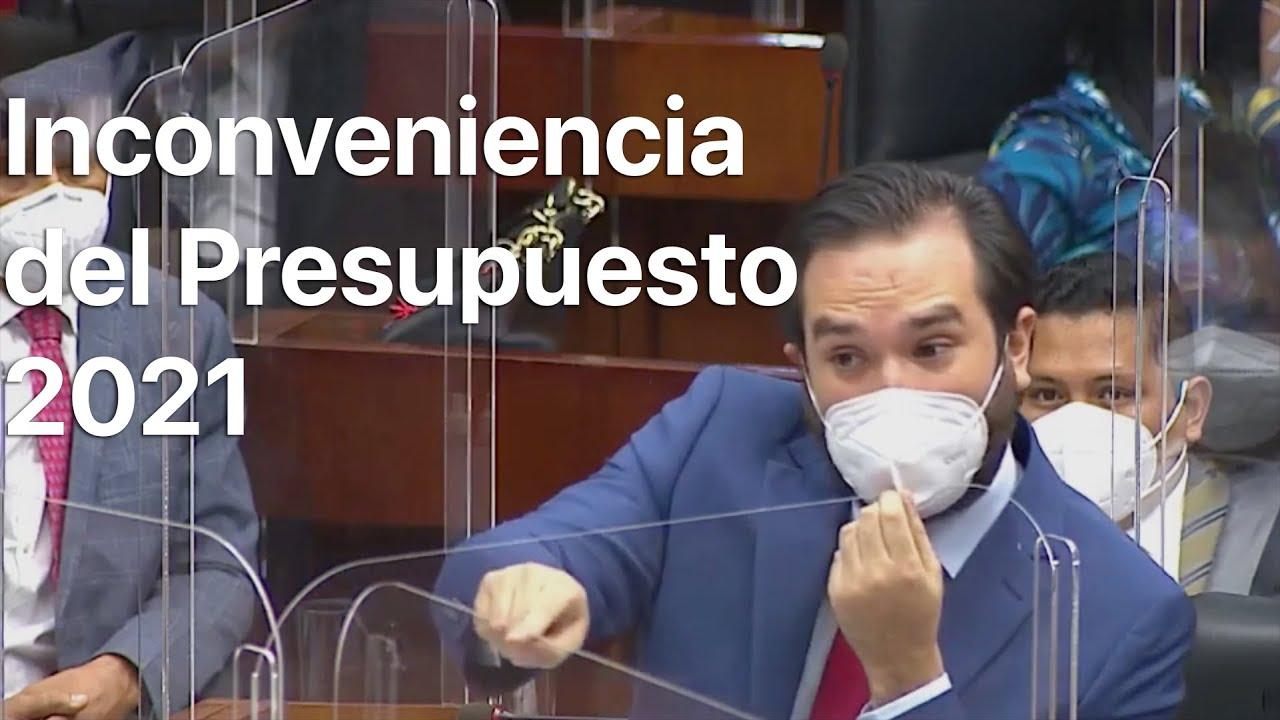 Download Gabriel Silva   Inconveniencia del Presupuesto 2021