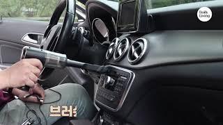 피앤지 핸디형 스톰 무선 청소기 PG-VC01