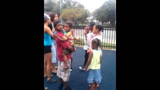 Ghetto girl arguing pt2
