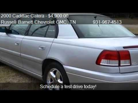 2000 Cadillac Catera For Sale In Winchester Tn 37398 At Ru Youtube