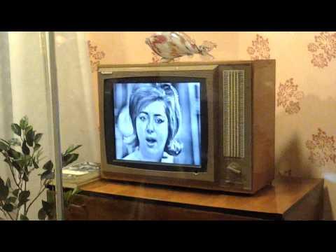 Старинные телевизоры