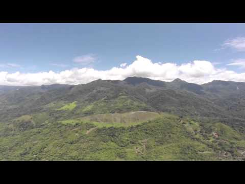 Aerial footage - UAV recognition flight - Tarapoto, Perú - Nov. 2015 - by OpenForests