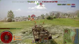 Катаем раздаем получаем !!! World of tanks PS4 Pro...!!!