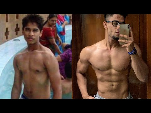 Transformation chest workout | get aesthetic heavy chest | akshat fitness thumbnail