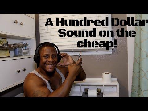 Budget Ausdom AH 850S Bluetooth Headphones
