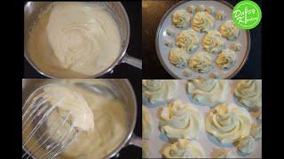3 cách làm sốt phô mai cho bánh bông lan/bánh mì mặn, sốt phô mai có thể bắt hoa-Cheese Sauce Recipe