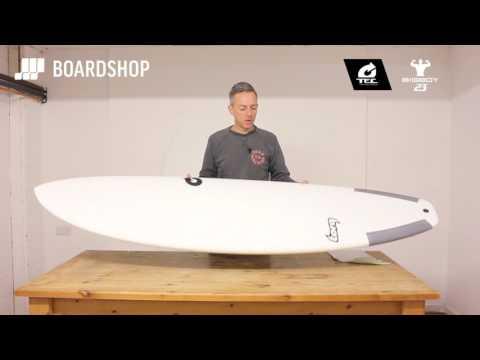 TORQ Tec Bigboy 23 Surfboard Review