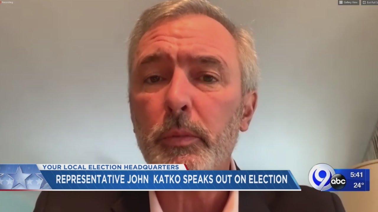 Rep. John Katko speaks out on election ...