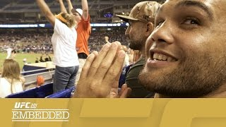 UFC 201 Embedded: Vlog Series - Episode 1 by : UFC - Ultimate Fighting Championship