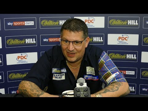 Gary Anderson 'Paul Lim is one of my heros' |William Hill World Darts Championships