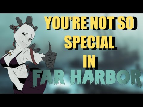 Can You Beat Fallout 4 Far Harbor with 1 in every SPECIAL?!