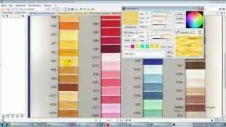 Pattern Maker v4 Pro —  введение  палитр Гаммы и Мадейры