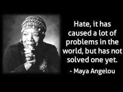 Maya Angelou Famous Quotes