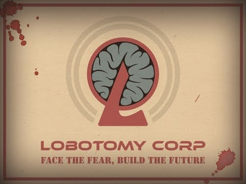 "[Lobotomy Corp] Official Teaser Trailer ""Welcome to Our Corp"""