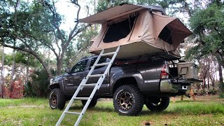 Primitive Trailer Camping Ep4 - The Smithsonian