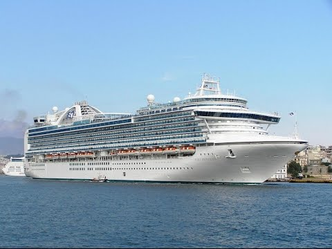 Ruby Princess: Caribbean Adventurer Voyage