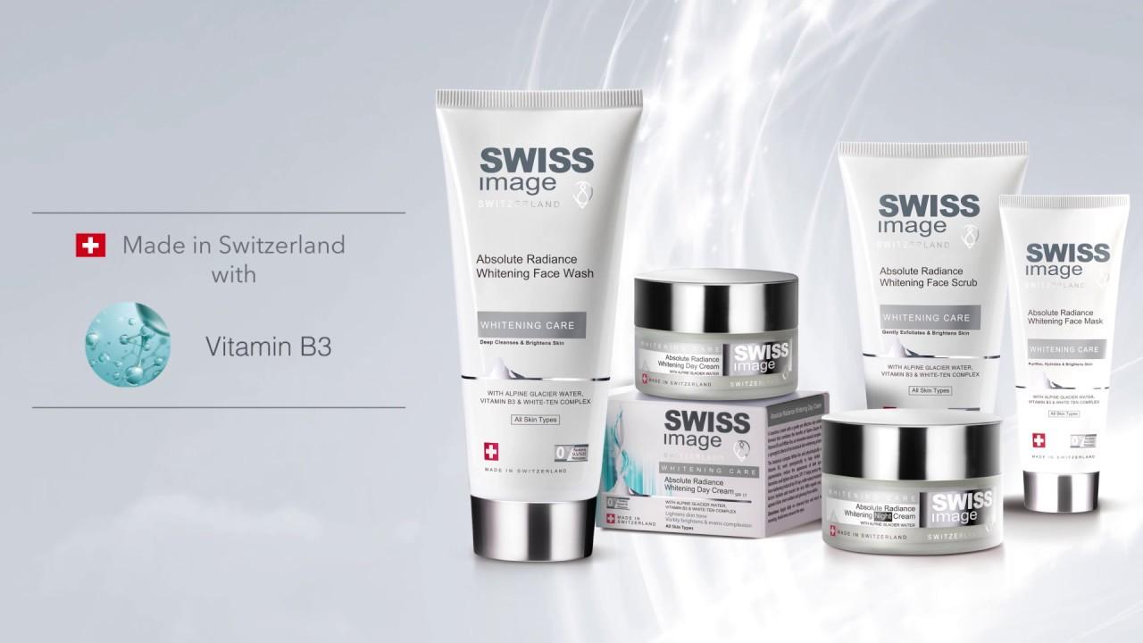 swiss face cream
