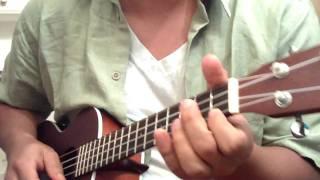 fly me to the moon (ukulele)
