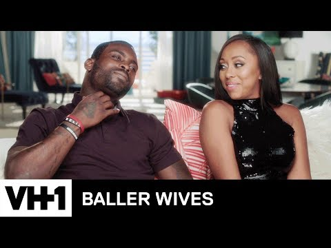 Michael Vick's Wife, Kijafa, Is Annoyed By His Kaepernick Comments 'Sneak Peek' | Baller Wives