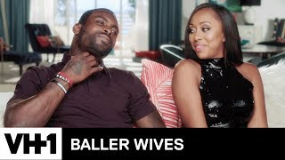 Michael Vick's Wife, Kijafa, Is Annoyed By His Kaepernick Comments 'Sneak Peek' | Baller Wives