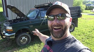 7.3 POWERSTROKE...BEST ENGINE FORD EVER MADE?? WOULD YOU BUY THIS TRUCK?