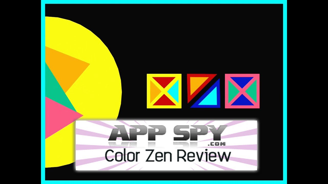 Colour zen review - Color Zen Ios Iphone Ipad Gameplay Review Appspy Com