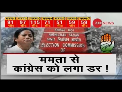 Lok Sabha Elections 2019: Is Congress afraid of Mamata Banerjee?