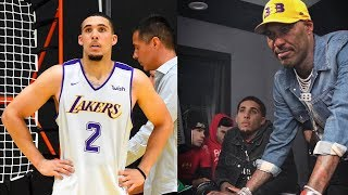 LiAngelo Ball Not Drafted! Lakers Won't Invite Summer League!