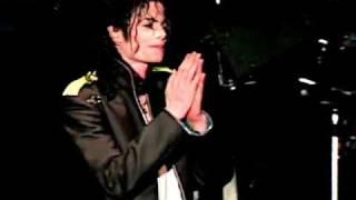 """Michael Jackson speaks German - """"Ich liebe dich mehr"""""""