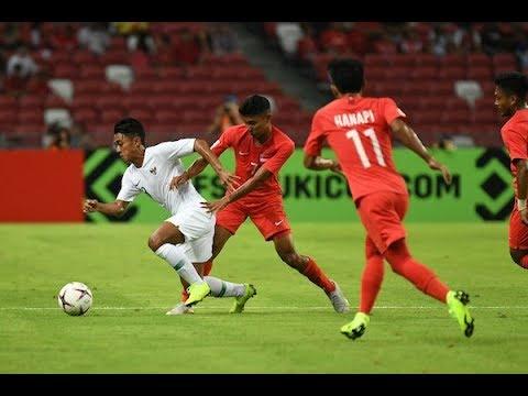 Singapore 1-0 Indonesia (AFF Suzuki Cup 2018: Group Stage)