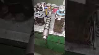 Ремонт тросоукладчика лебедки Урал 4320.