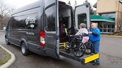 Ford GoRide Non-Emergency Medical Transport